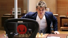 Magnus Carlsen defenderá su corona en Nueva York