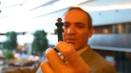 Las trece razones por las que amamos el ajedrez favoritas de Kasparov