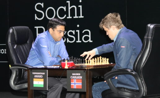 Carlsen-Anand: la insoportable guerra de nervios del ajedrez