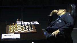 Magnus Carlsen duerme el Mundial de Ajedrez