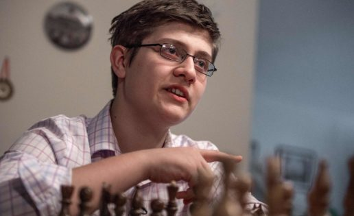Samuel Sevian, de 13 años, el gran maestro más joven de la historia de EE.UU.