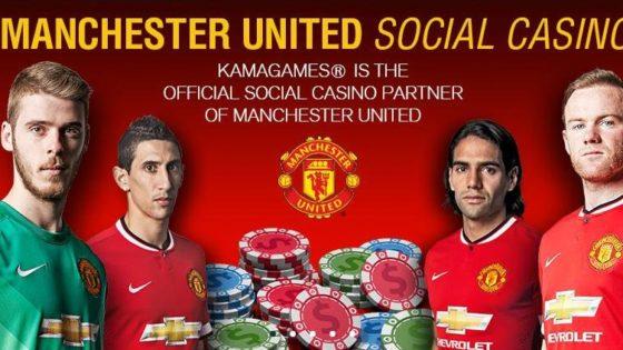 El Manchester United lanza una red social de póker