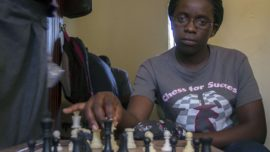 Hollywood rodará la increíble vida de Phiona Mutesi, salvada por el ajedrez