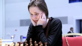 La ucraniana Mariya Muzychuk, nueva reina del ajedrez mundial