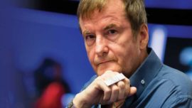 Muere a los 61 años Devilfish, el «matón» del póker británico