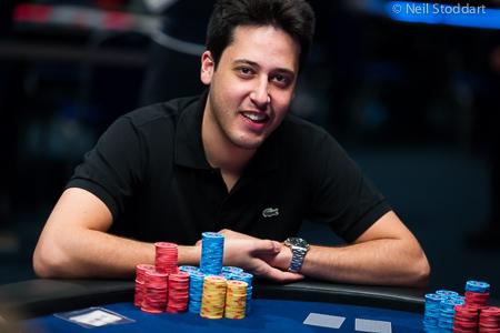 Adrián Mateos: «En España es prácticamente imposible vivir del póker»