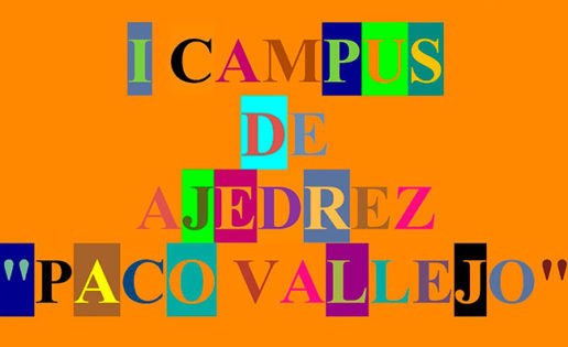 Primer Campus de Ajedrez Paco Vallejo