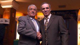 Muere Luis Rentero, el hombre que hizo crecer la hierba en los tableros