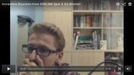 Cómo reacciona un jugador de póker online al ganar 250.000 euros