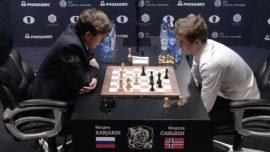 Magnus Carlsen, campeón del mundo tras romper el muro ruso
