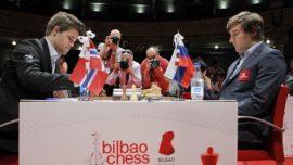 Dónde y cómo ver el Mundial de Ajedrez entre Carlsen y Karjakin
