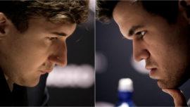 Carlsen hace sufrir a Karjakin pero se lleva el mayor disgusto