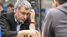 El viejo Ivanchuk, de 47 años, campeón del mundo de rápidas