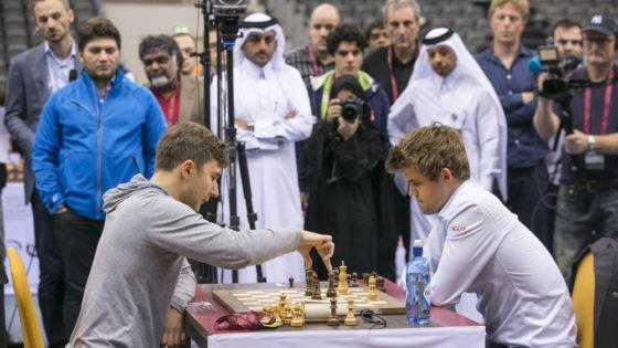 Karjakin se toma la revancha ante Carlsen