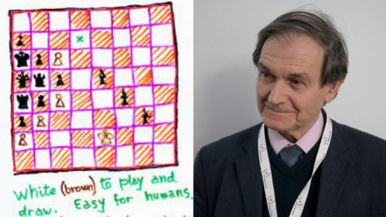 El problema de ajedrez que demuestra la superioridad de la mente humana