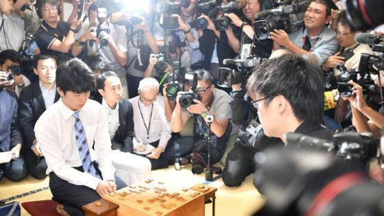 Sota Fujii, el niño prodigio japonés que ha hecho historia en el shogi