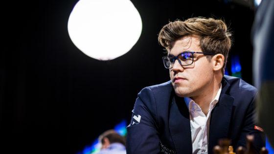 Carlsen triunfa en París (y se reconcilia con Maurice Ashley)