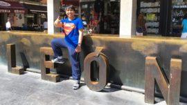 Wesley So, estrella y superhéroe en León