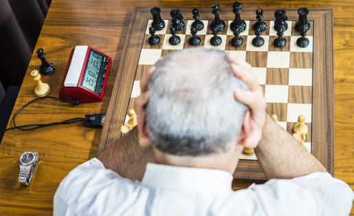 Aronian impone su talento en la reaparición de Kasparov