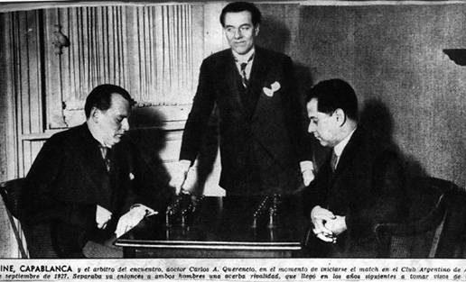 Capablanca-Alekhine, 90 años de la mayor sorpresa del siglo XX