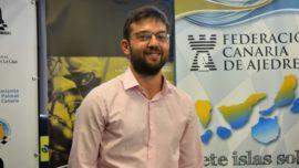 Iván Salgado, campeón de España de ajedrez