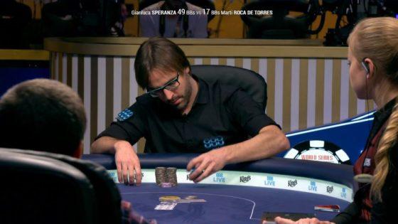 Martí Roca, campeón de las Series Mundiales de Póker en Europa