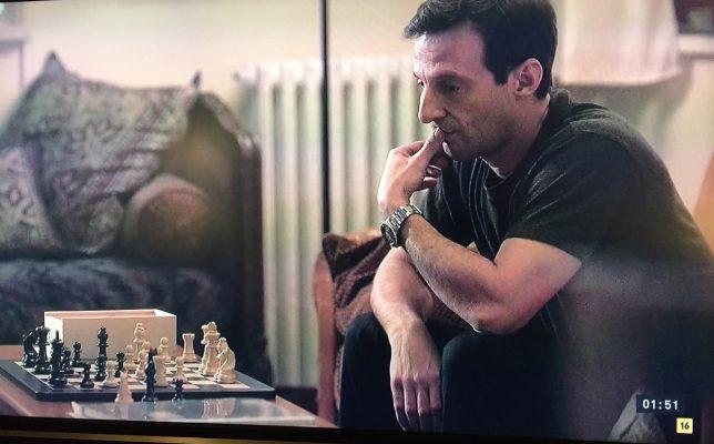 el ajedrez en las series y el cine i jugar con cabeza