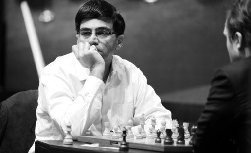 Anand, campeón del mundo de ajedrez rápido a los 48 años