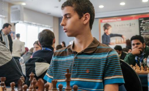 Lance Henderson, el último niño prodigio del ajedrez español