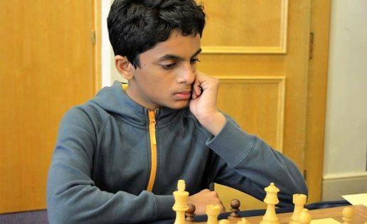 Entrevista con Nihal Sarin, el niño prodigio que nunca se cansa de jugar