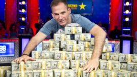 Justin Bonomo supera a Negreanu como mayor ganador de la historia