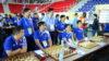 China gana la Olimpiada de Ajedrez en la (ridícula) foto finish