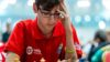 Pedro Ginés, campeón del mundo sub 14: «Creo que tengo un estilo propio»