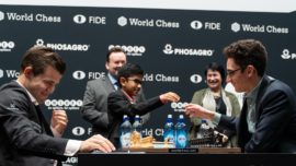El Mundial de Ajedrez sigue atascado