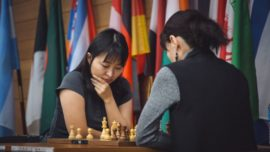 Ju Wenjun renueva su título de campeona del mundo