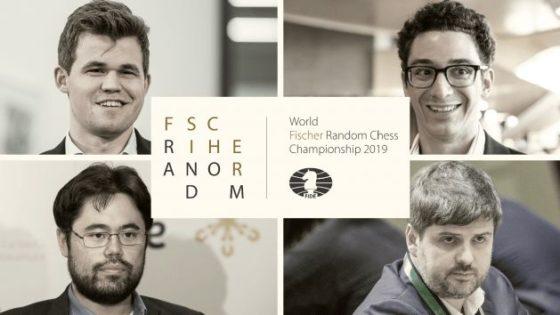 Empieza el Mundial de Ajedrez soñado por Bobby Fischer