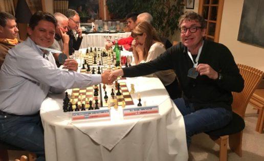 La guerra de las Malvinas llega a los tableros de ajedrez