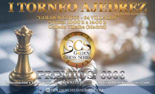 Empiezan las Golden Chess Series para ajedrecistas aficionados