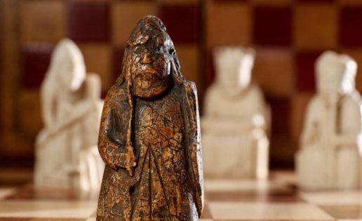 La pieza más valiosa del ajedrez: un millón de euros