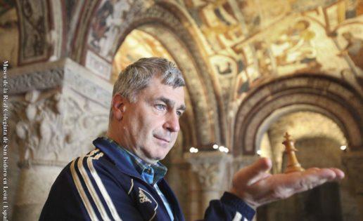 Ivanchuk-Sarin, duelo de talentos en León