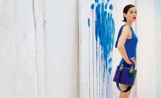 Dior relanza el bolso de Diana
