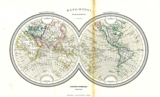Cartografía Antigua Online