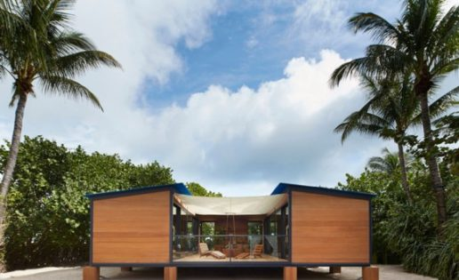 La Casa en la Playa de Louis Vuitton