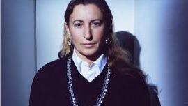 Miuccia Prada deja la Presidencia