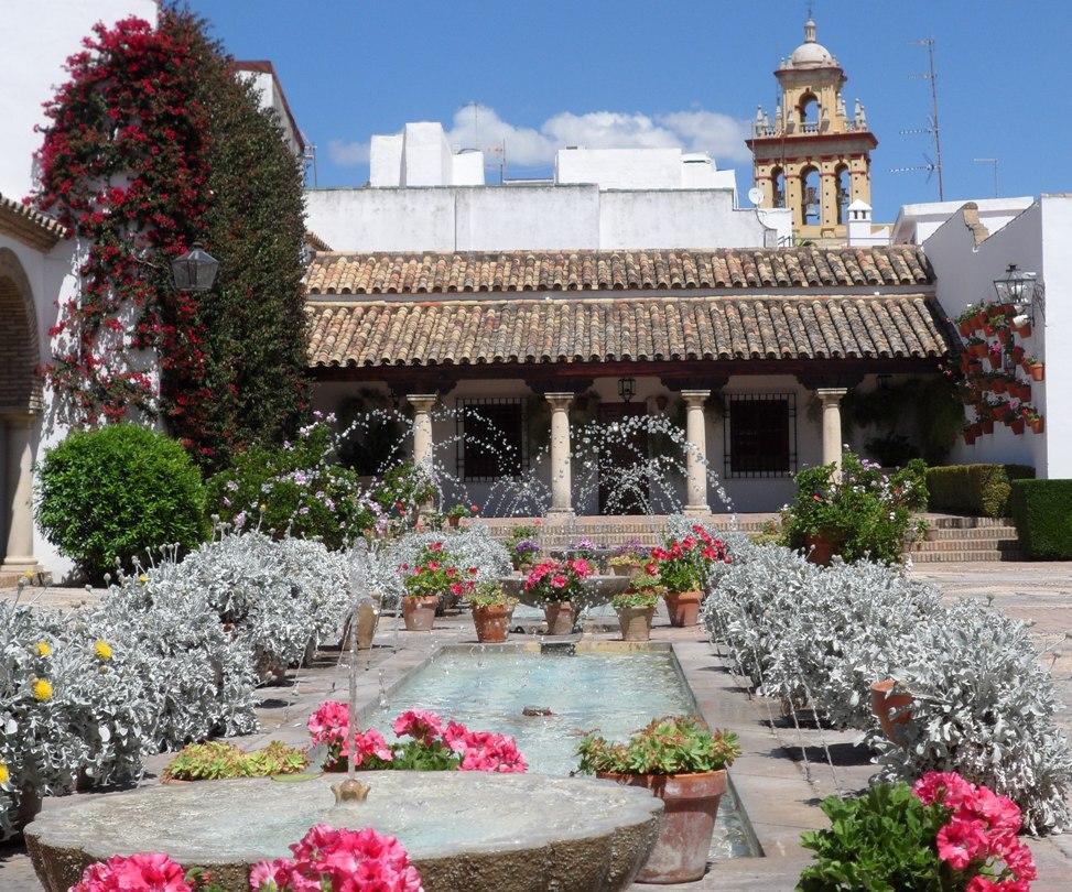Patios de c rdoba sombra y agua laboratorio de estilo - Un patio andaluz ...