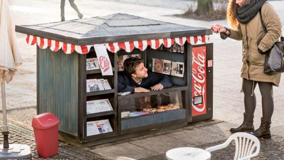 Coca-Cola: Bromas Mini