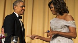 Lupita: Goleada a Michelle Obama