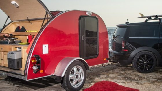 MINI Cooper: La nueva Caravana