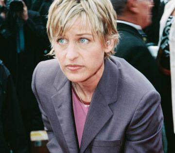 Ellen deGeneres: Nueva Moda
