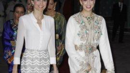 Letizia y Rania: dos Reinas y un estilo